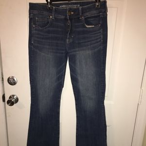 American Eagle Jeans Size: 12